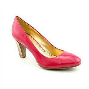 Coach pink Sheri pumps size 6